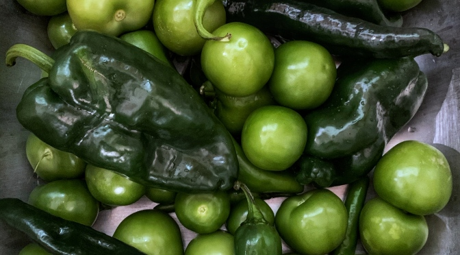Posole Verde: How to make traditional Mexican Posole for the holidays.