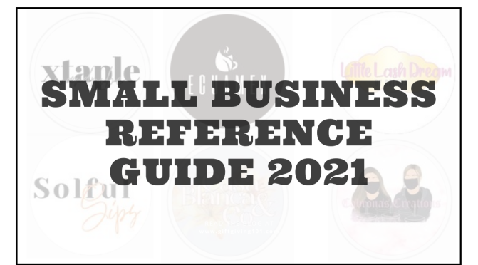 Supporting Southern California Small Business: A Quick Reference Guide To Beauty, Fashion, Wellness and More!