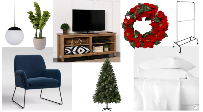Target Deal Days 2020- Save 50% on Home Decor, Furniture and Christmas!