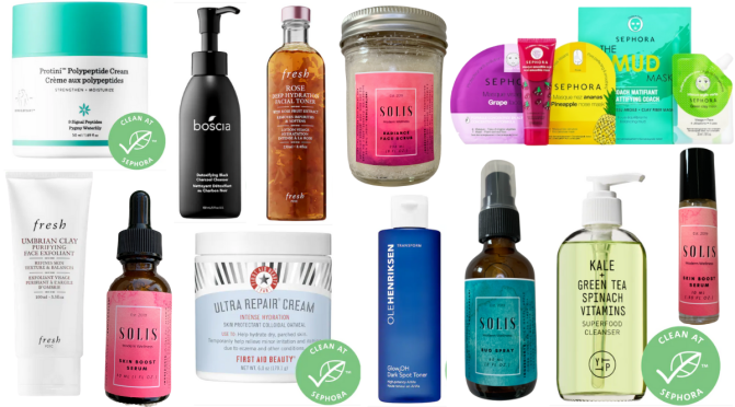 Holiday Gift Guide: Clean Skincare at Sephora & Introducing Solis Modern Wellness